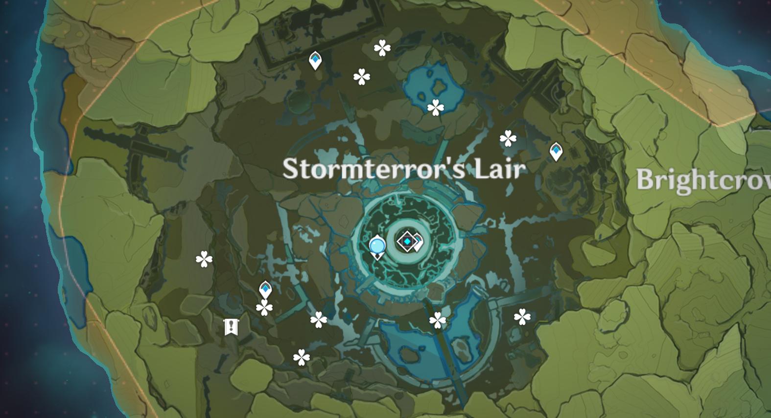 Repaire de Windwheel Aster Stormterror