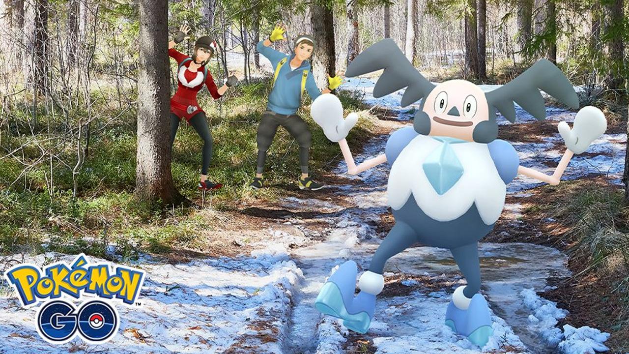 Appuyez sur Appuyez sur Tappity Appuyez sur Tâches et récompenses dans Pokemon GO