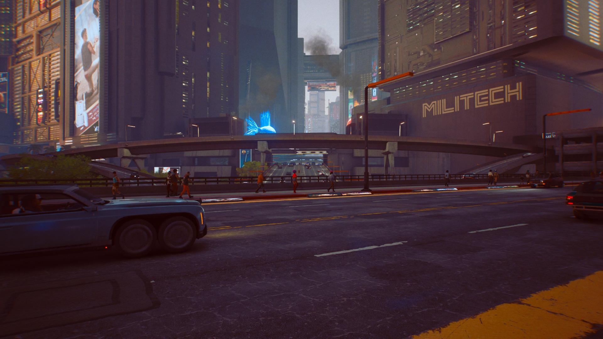 Combien d'actes y a-t-il dans Cyberpunk 2077?