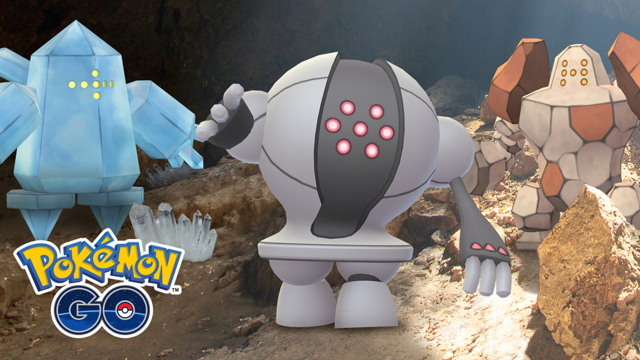 Comment battre Registeel dans Pokemon GO