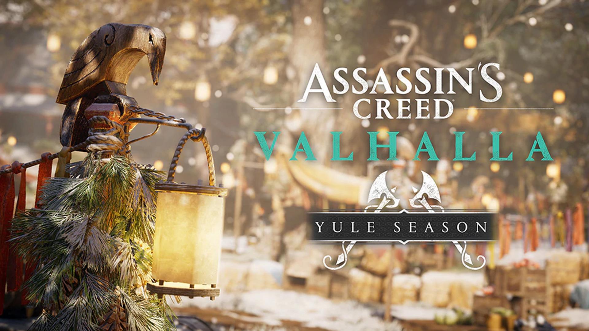 Comment démarrer le festival de Yule dans Assassin's Creed Valhalla