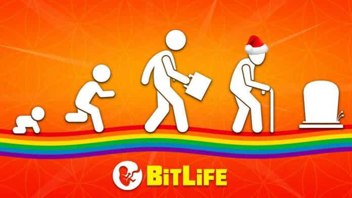 Comment devenir père Noël dans BitLife