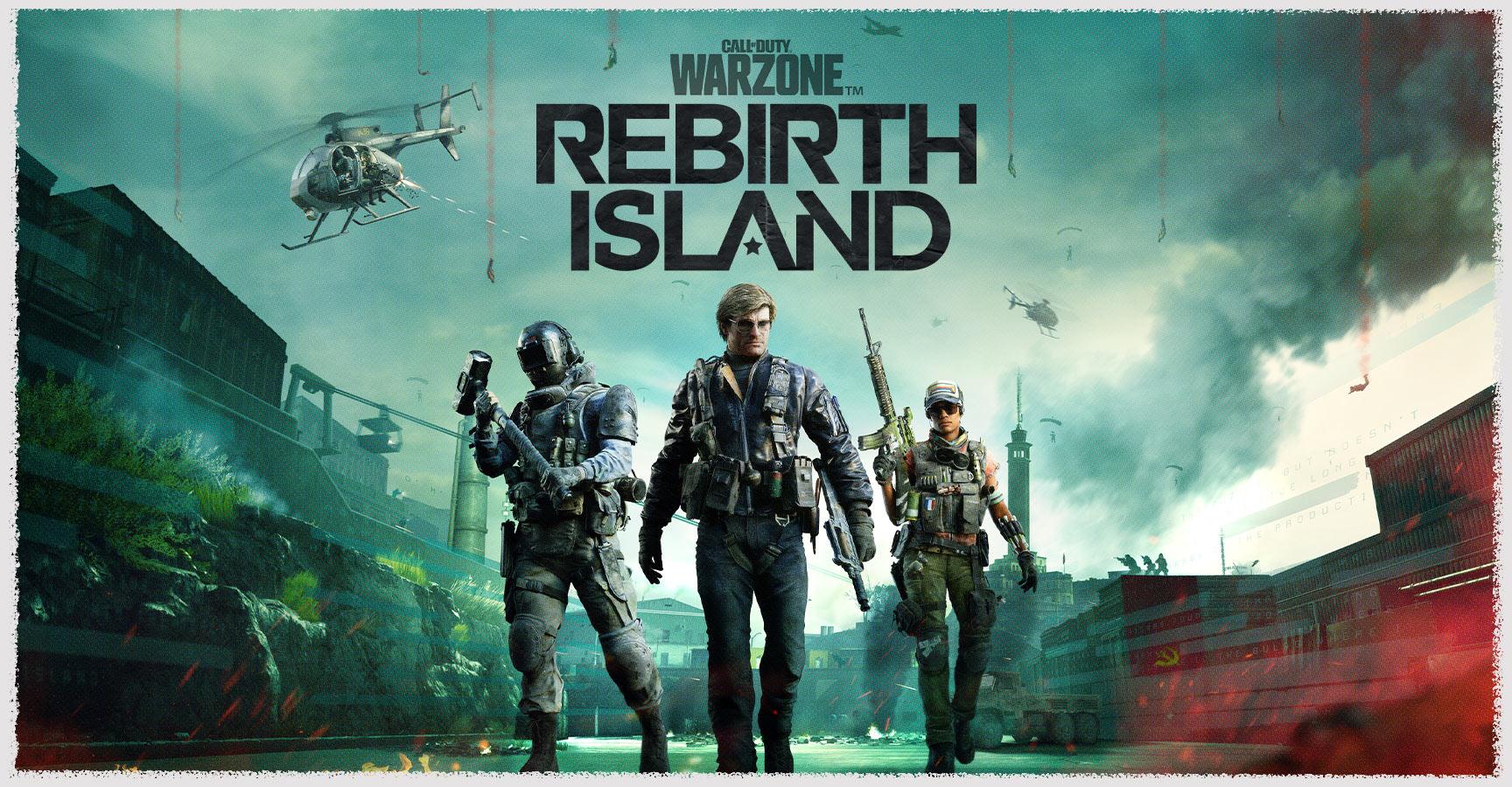 Comment jouer à Rebirth Island dans Warzone
