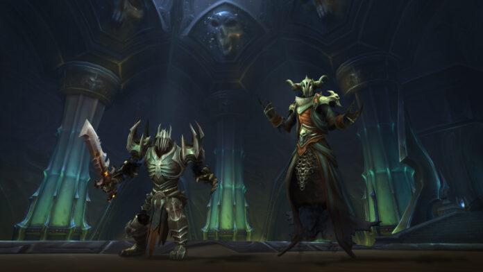 How to Upgrade Legendaries in World of Warcraft Shadowlands