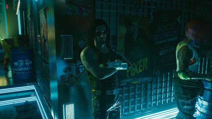 How to Get Johnny Silverhand's Gun in Cyberpunk 2077