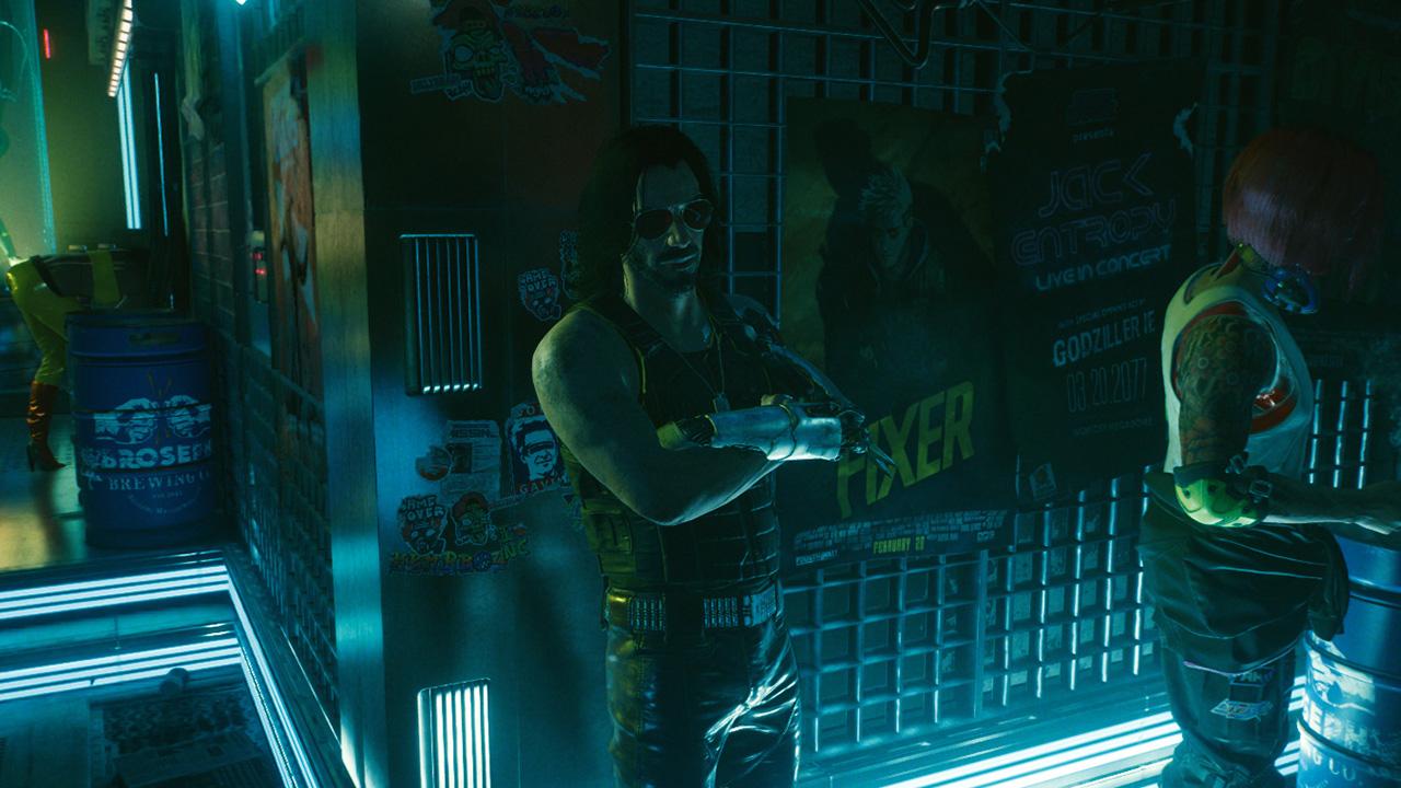 Comment obtenir l'arme de Johnny Silverhand dans Cyberpunk 2077