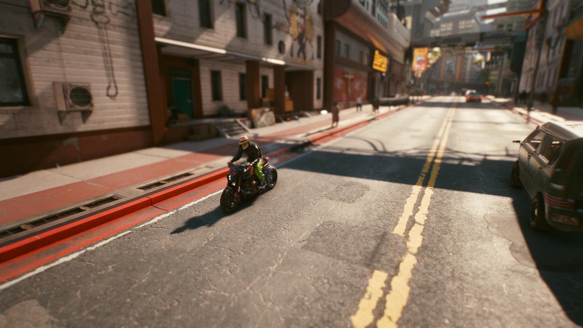 Comment obtenir le vélo de Jackie et terminer les héros dans Cyberpunk 2077