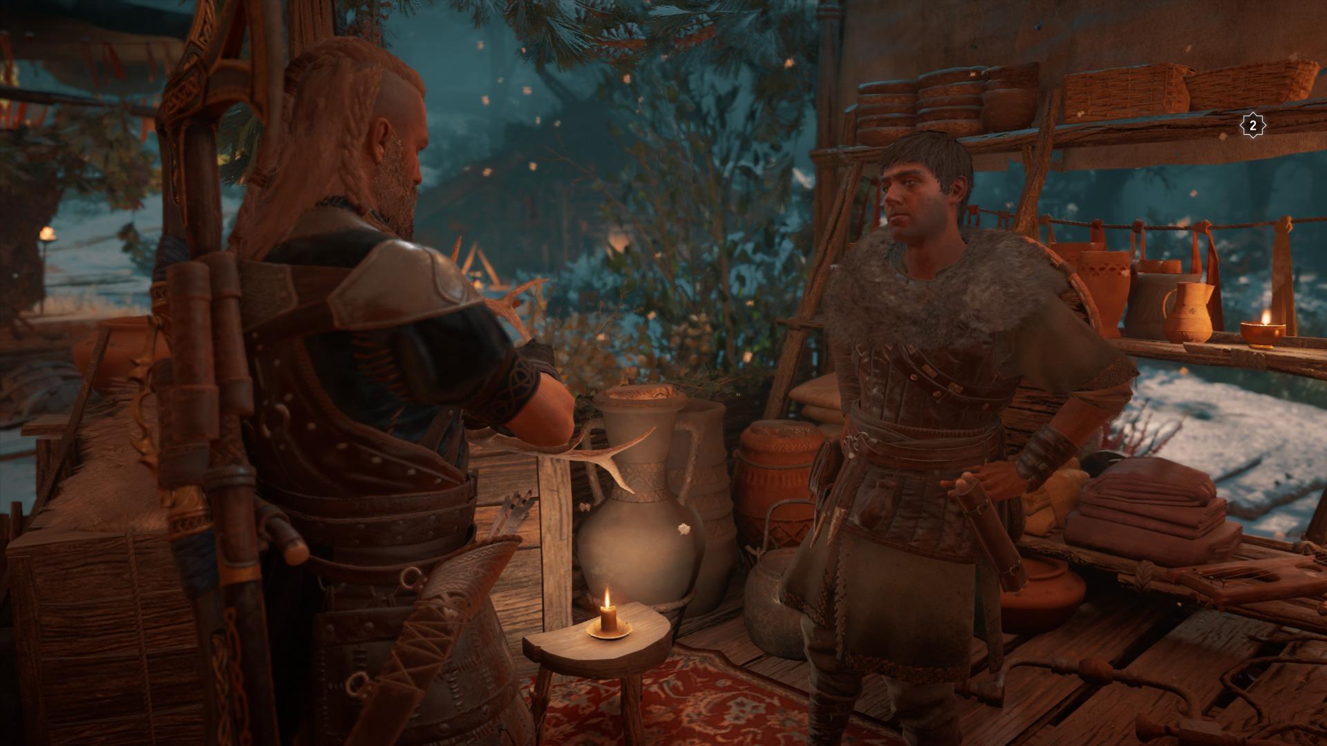 Comment obtenir les récompenses du festival de Yule dans Assassin's Creed Valhalla