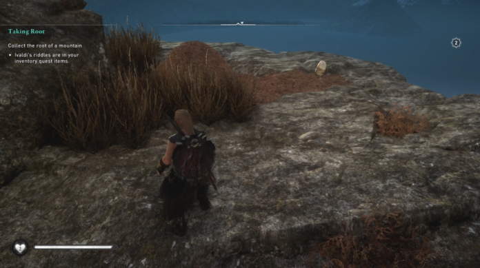 How to collect Root of a Mountain in Assassin