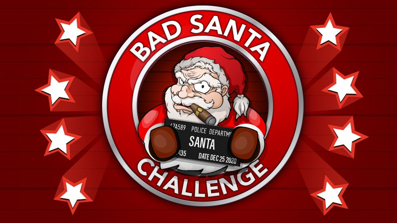 Comment relever le défi Bad Santa dans BitLife