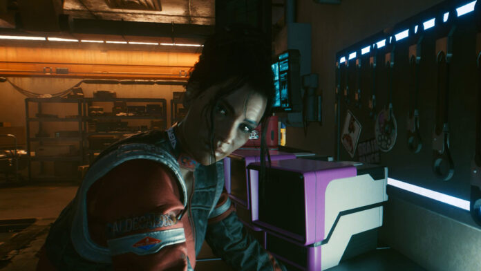 How to Destroy the Turret in Life During Wartime in Cyberpunk 2077