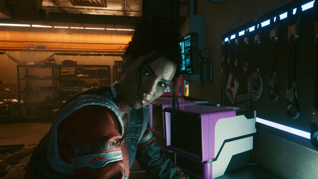 Comment détruire la tourelle dans la vie en temps de guerre dans Cyberpunk 2077