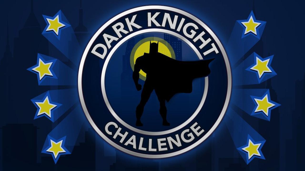 Comment terminer le défi Dark Knight dans BitLife