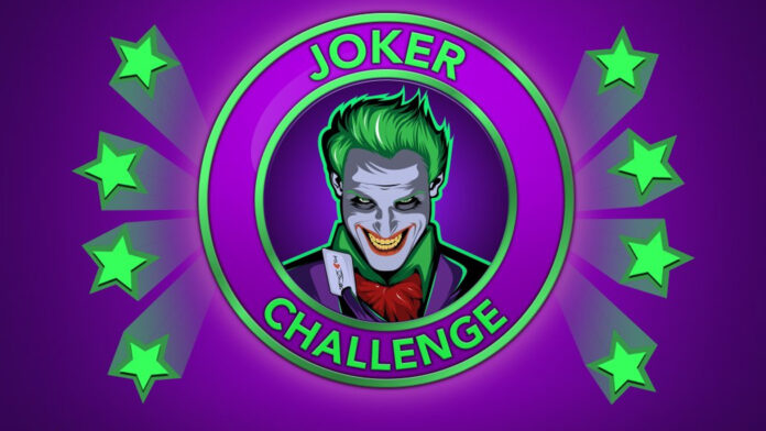 How to complete the Joker Challenge in BitLife