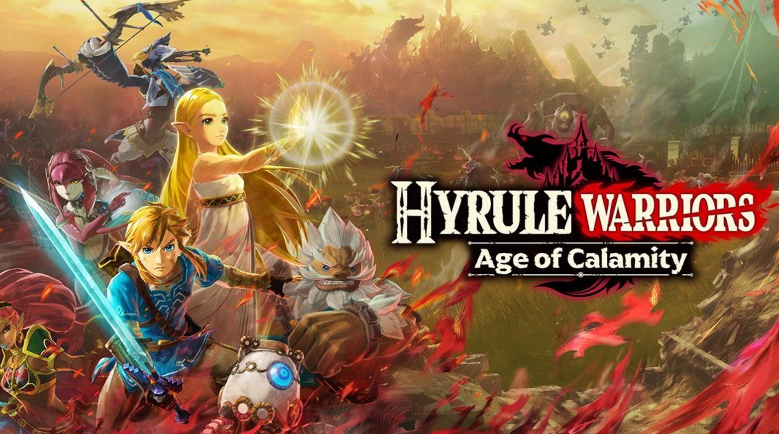 Comment utiliser des armes rouillées dans Hyrule Warriors: Age of Calamity