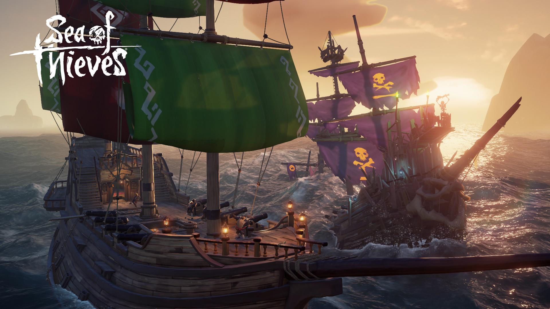 Le passe de combat et le contenu saisonnier de Sea of Thieves seront bientôt disponibles