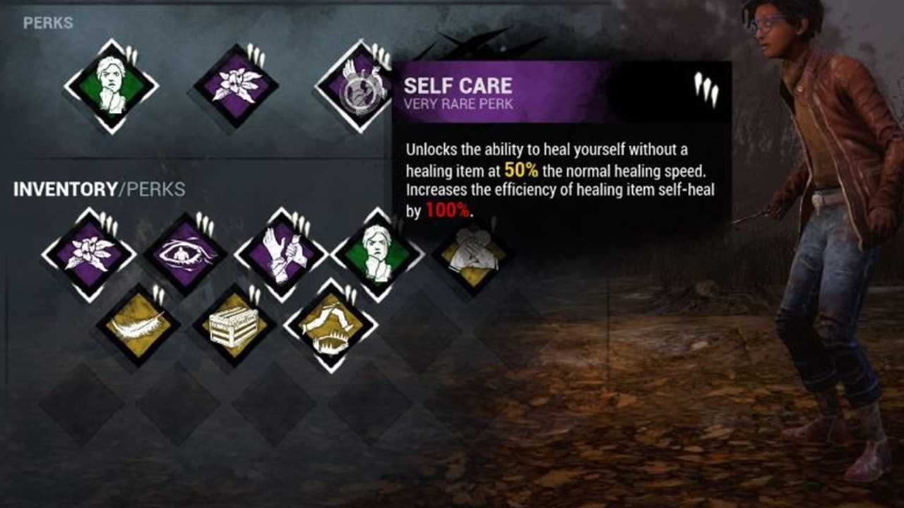 Les meilleurs avantages de Dead by Daylight Survivor