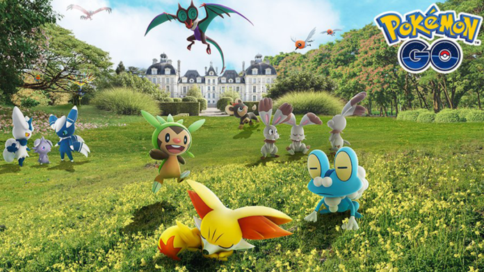 Pokemon GO Egg Hatches Updated for Kalos Region Event