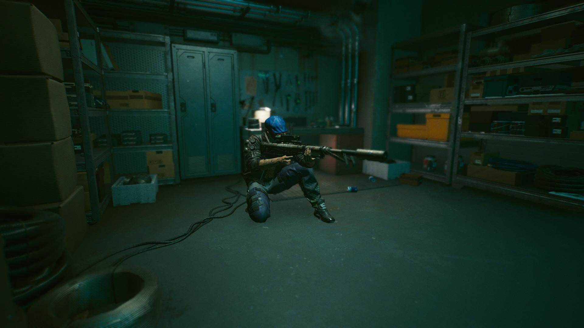 Meilleur (e) Fusils de précision à Cyberpunk 2077