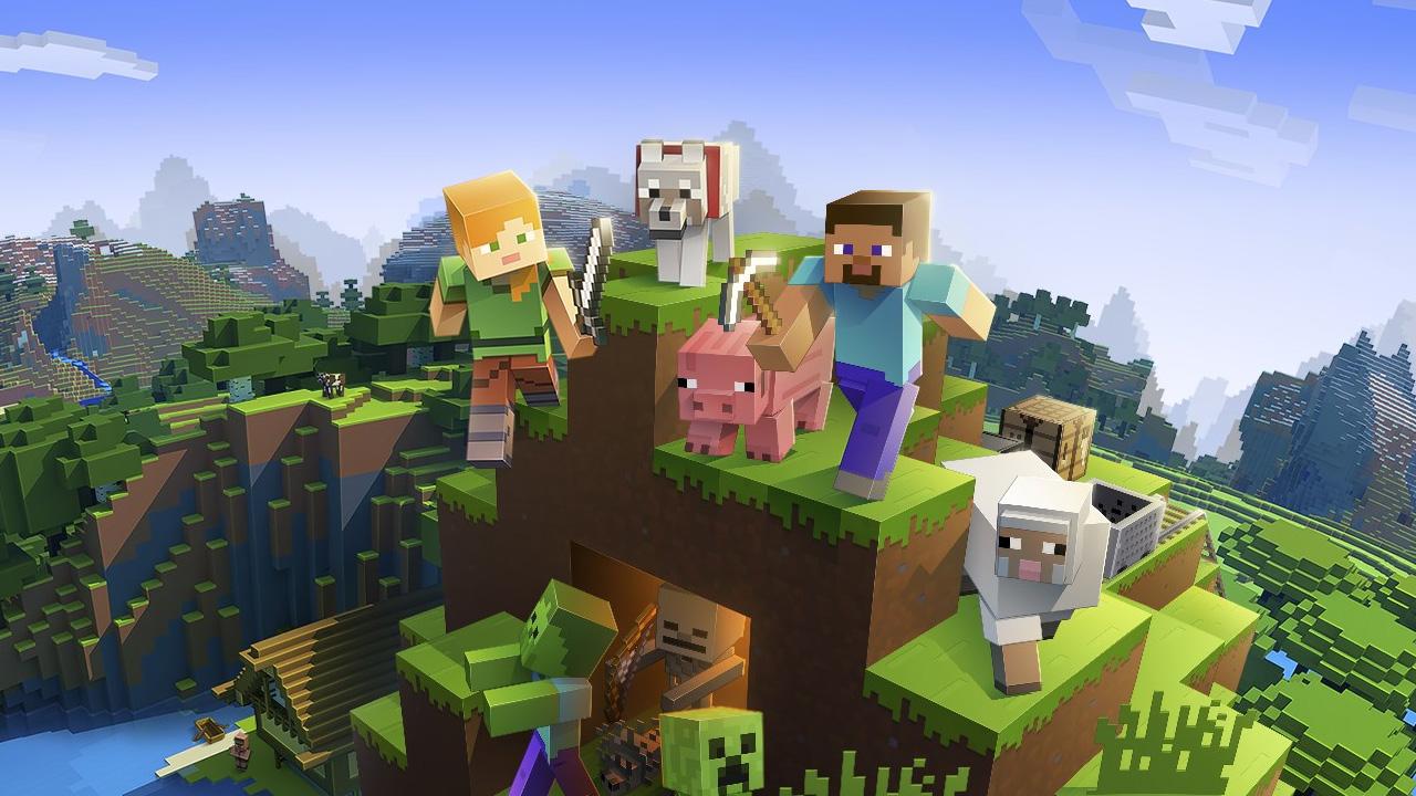 Meilleurs enchantements de hache dans Minecraft