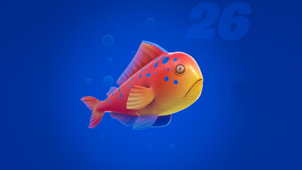 Où attraper le poisson Crimson Zero à Fortnite