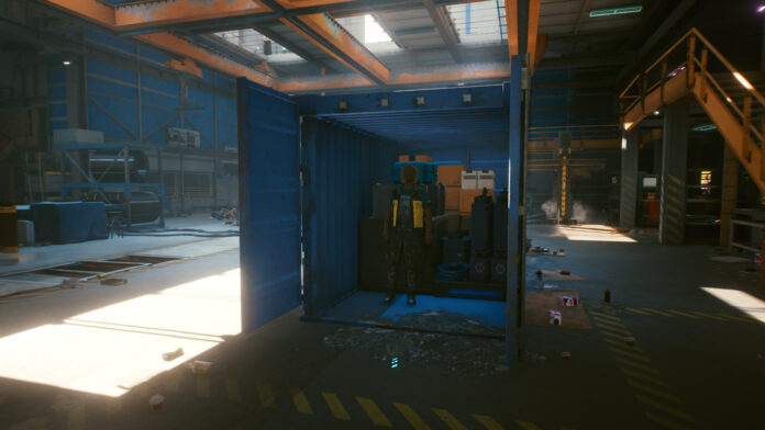 Where to find Hal Cantos in Occupational Hazard Gig in Cyberpunk 2077