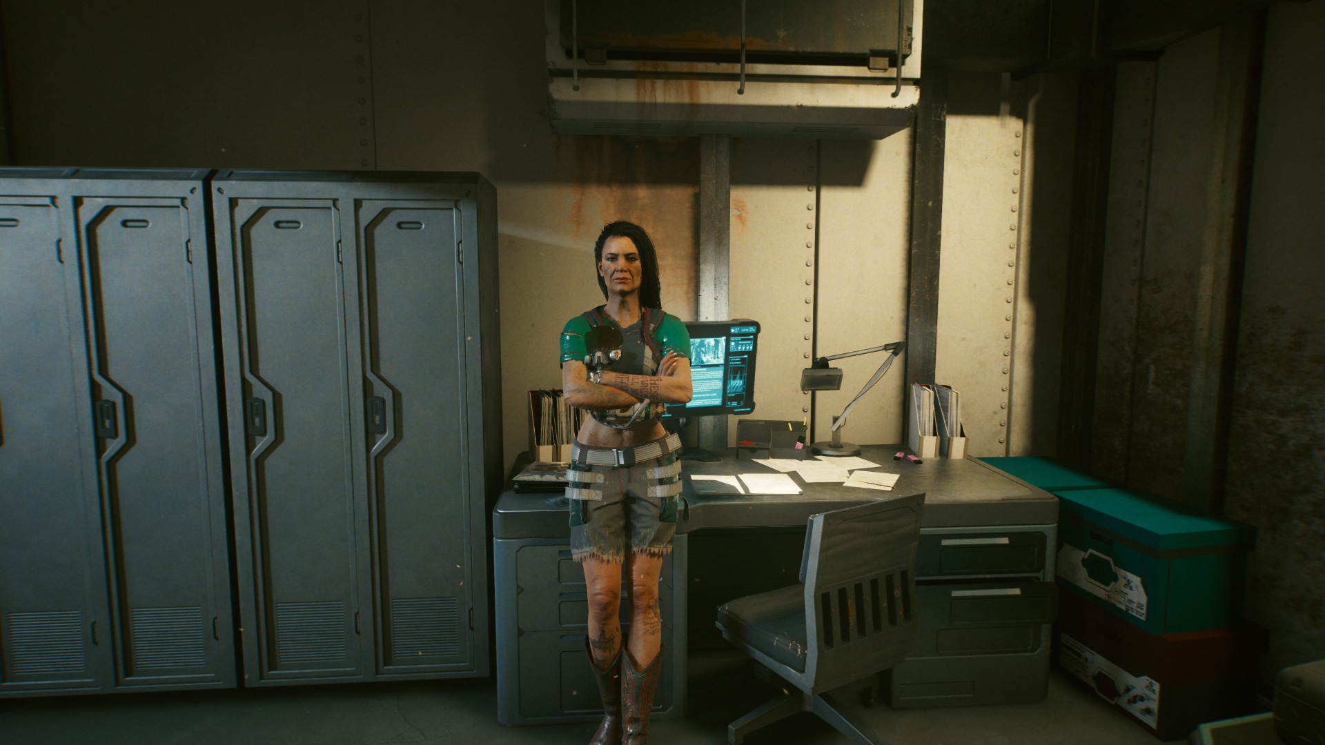 Cyberpunk 2077: Où trouver Iris Tanner dans No Fixers Gig