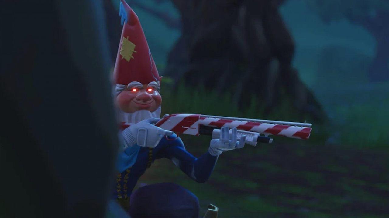 Où trouver des gnomes dans le château de corail pour Fortnite Chapter 2 Season 5
