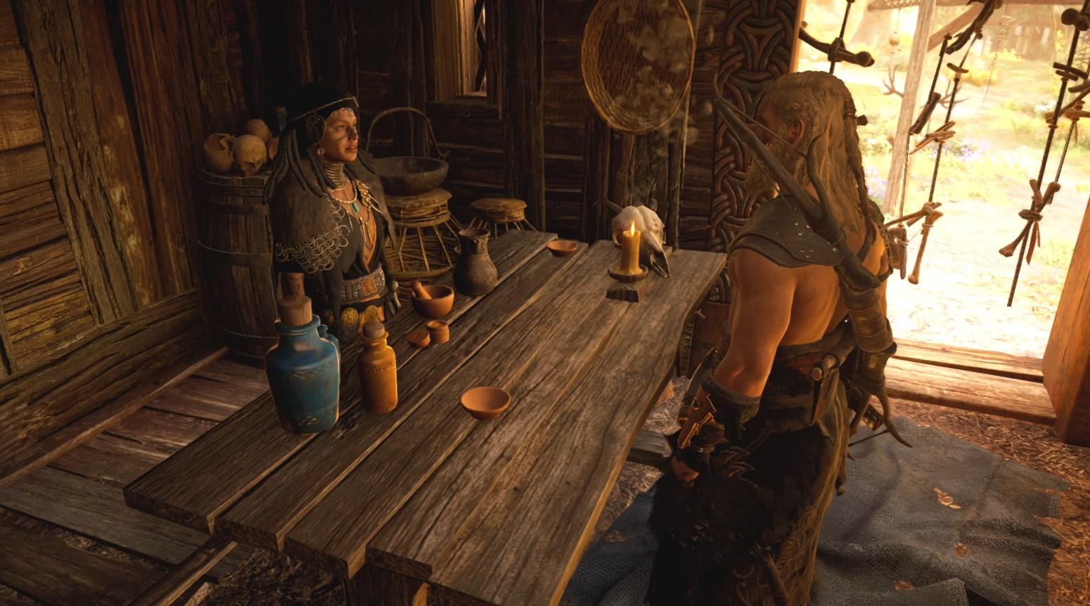 Où trouver le chardon pour la potion de Valka dans Assassin's Creed Valhalla