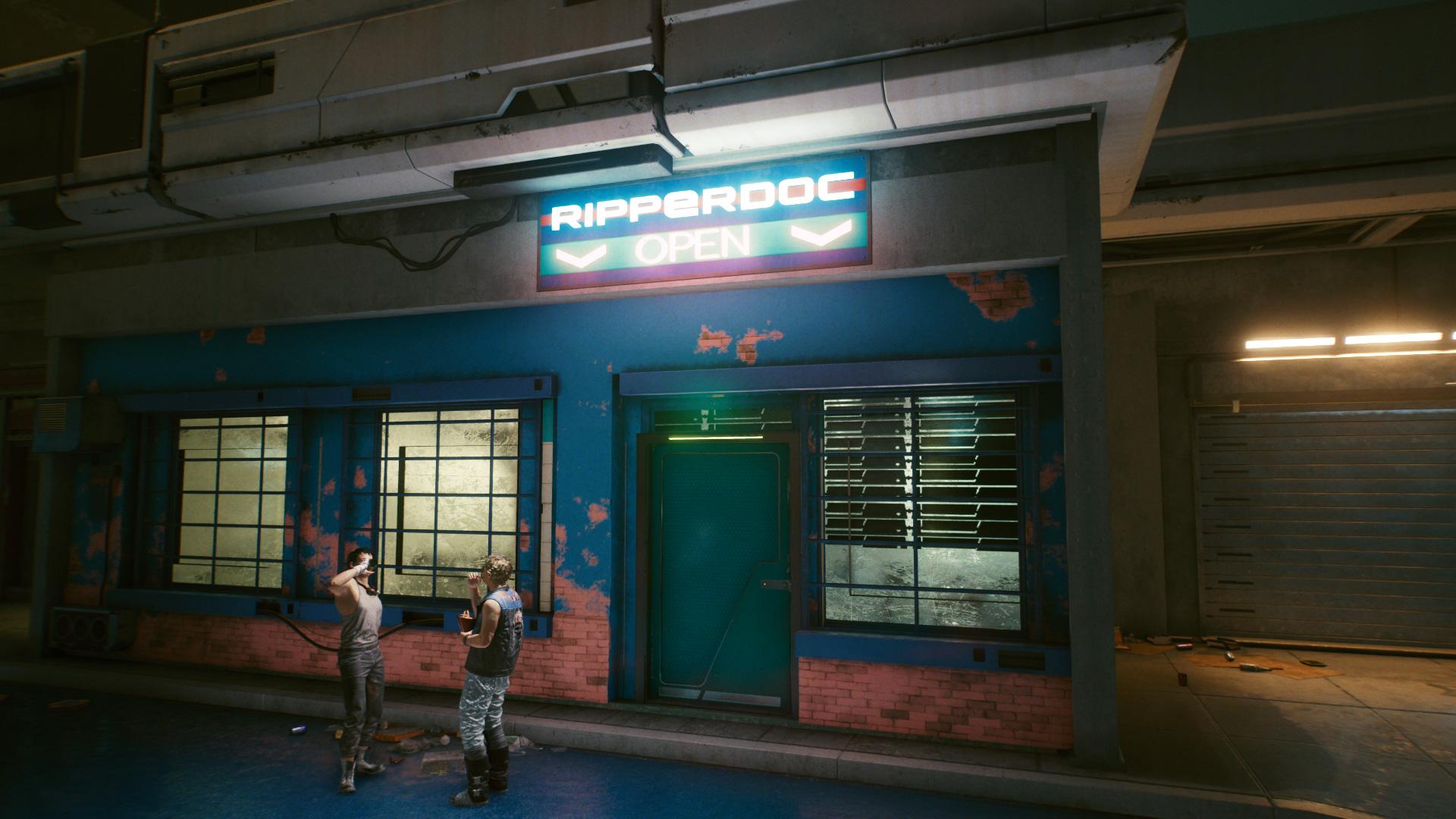 Où trouver le meilleur cyberware dans Cyberpunk 2077