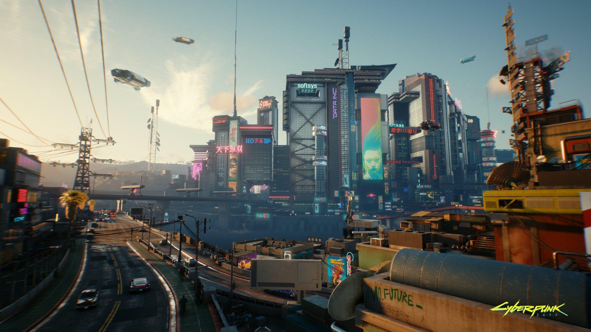 Quand Cyberpunk 2077 a-t-il commencé le développement?