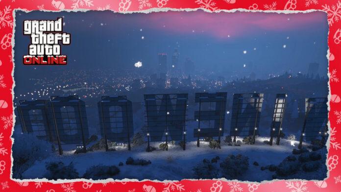 When Does it Snow in GTA Online?