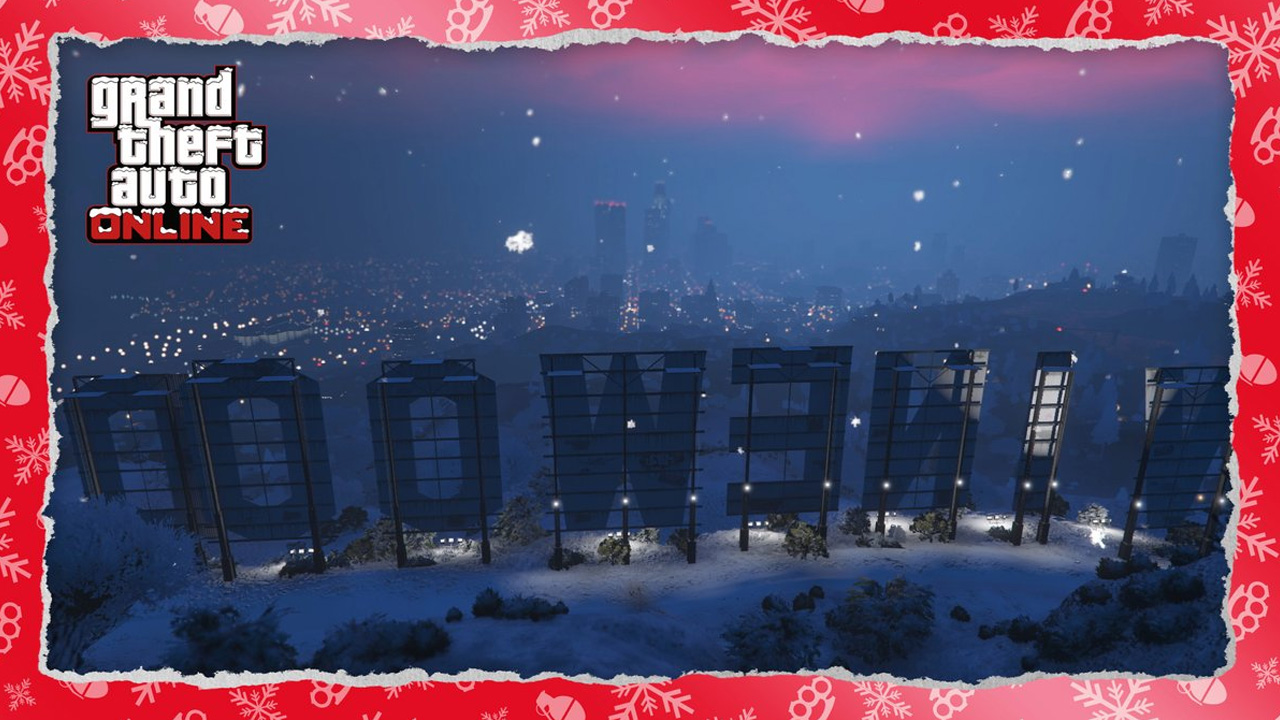 Quand fait-il de la neige dans GTA Online?