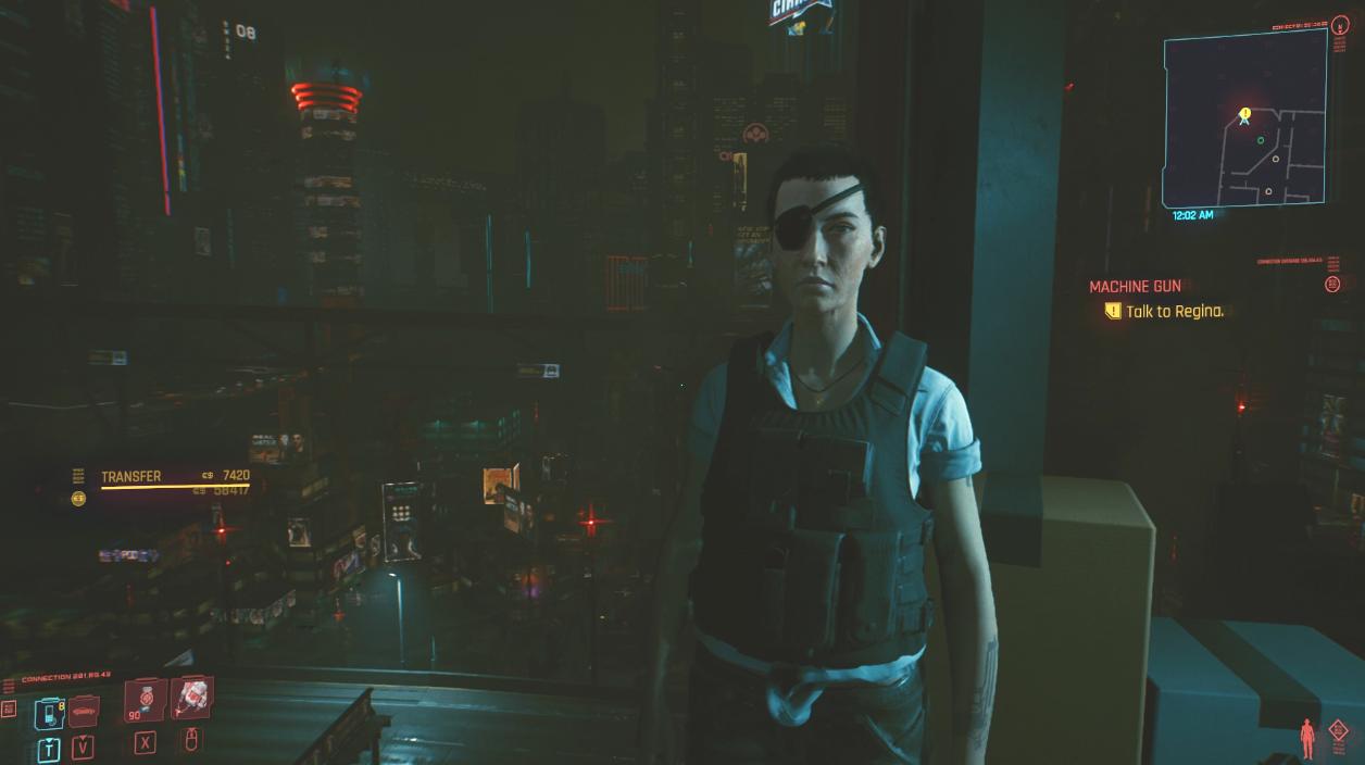 Qu'est-ce que vous obtenez en emmenant Skippy à Regina Jones dans Cyberpunk 2077?