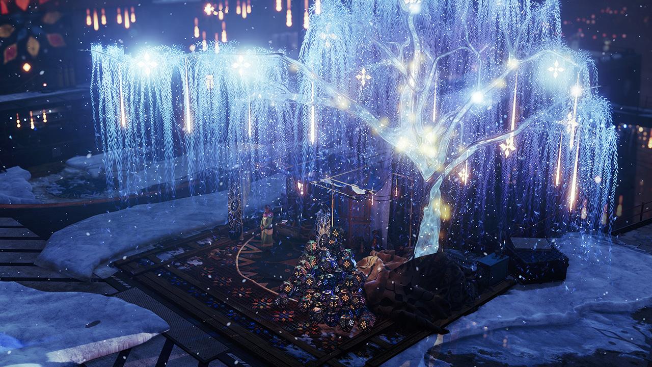 Recettes de Destiny 2 Dawning pour le four des fêtes d'Eva (2020)