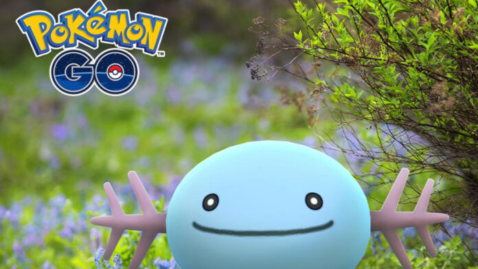 Shadow and Shiny Wooper are now available in Pokemon GO