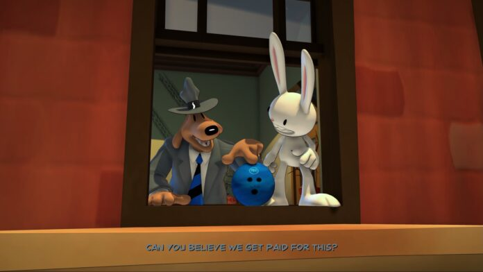 Subduing the Soda Poppers in Sam & Max Save the World