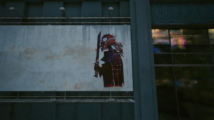All Tarot Card Graffiti Mural Locations in Cyberpunk 2077
