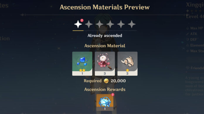 Comment obtenir des destins gratuits pour les personnages ascendants dans Genshin Impact