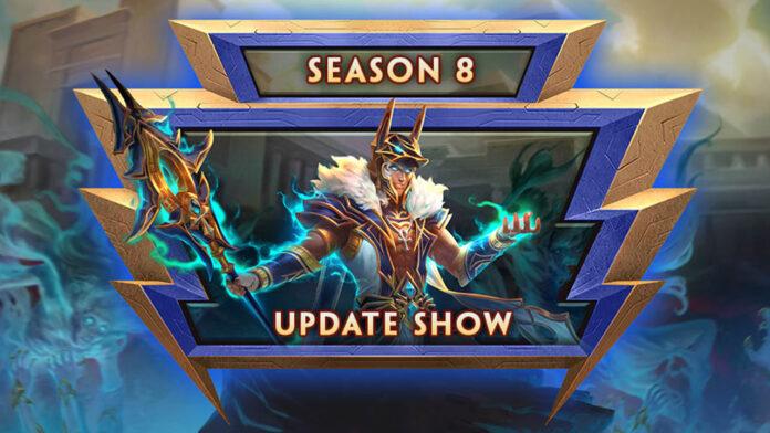 La vitrine Hi-Rez révèle de nouveaux dieux, une carte de conquête et un mode Slash pour SMITE Saison 8