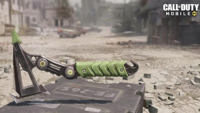 Comment débloquer la hache de combat dans Call of Duty: Mobile