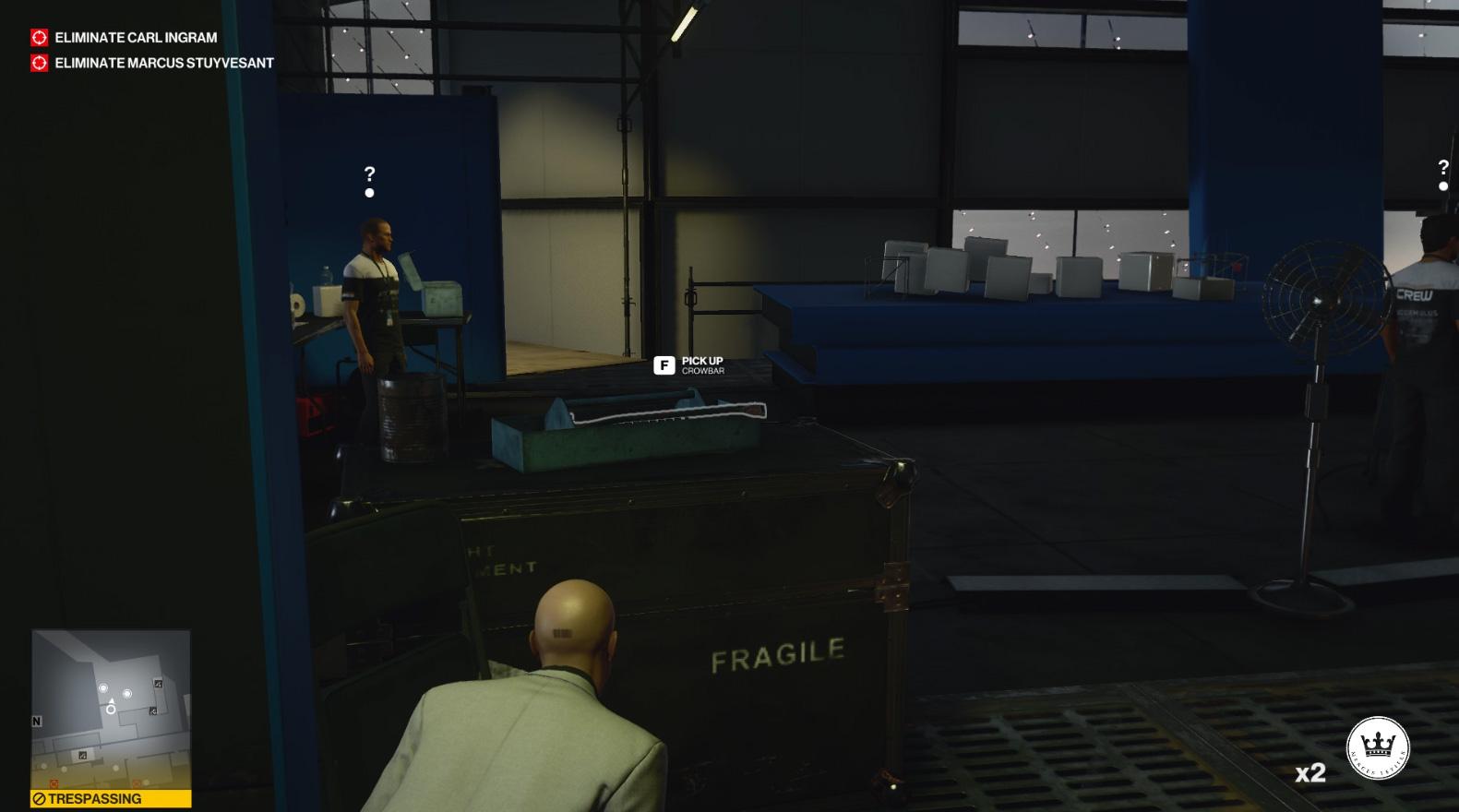 Crowbar-Tech-Area-Dubaï-Hitman-3