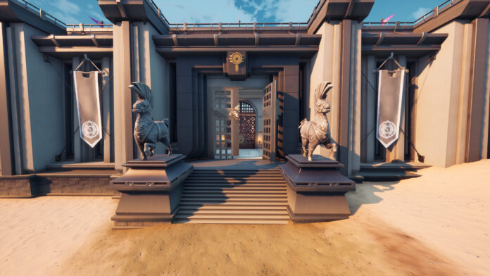 Where to Emote at Stone Statues in Fortnite