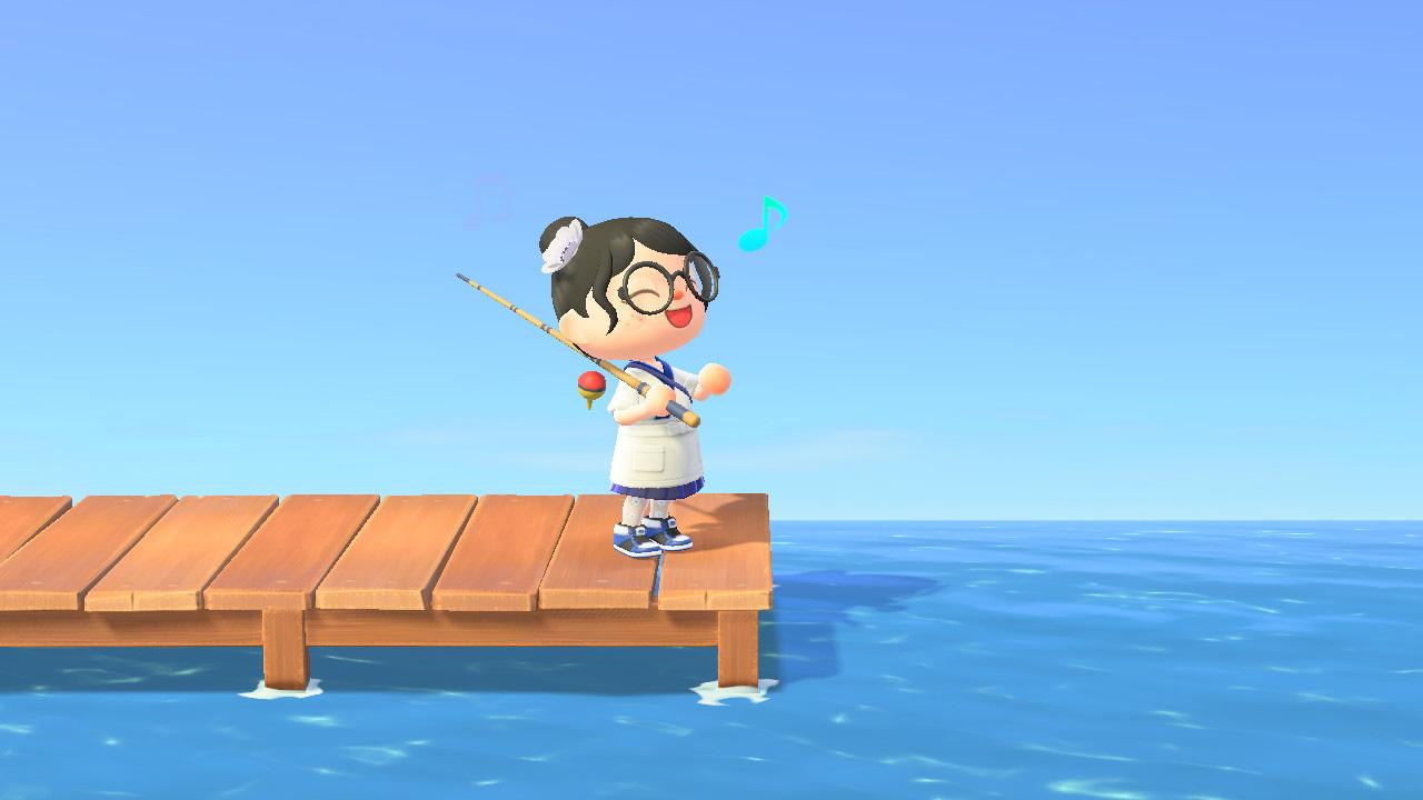 Animal Crossing: Prix du tournoi de pêche New Horizons