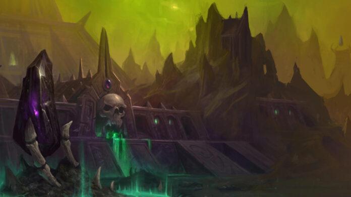 WoW Shadowlands World Boss Rotation Schedule