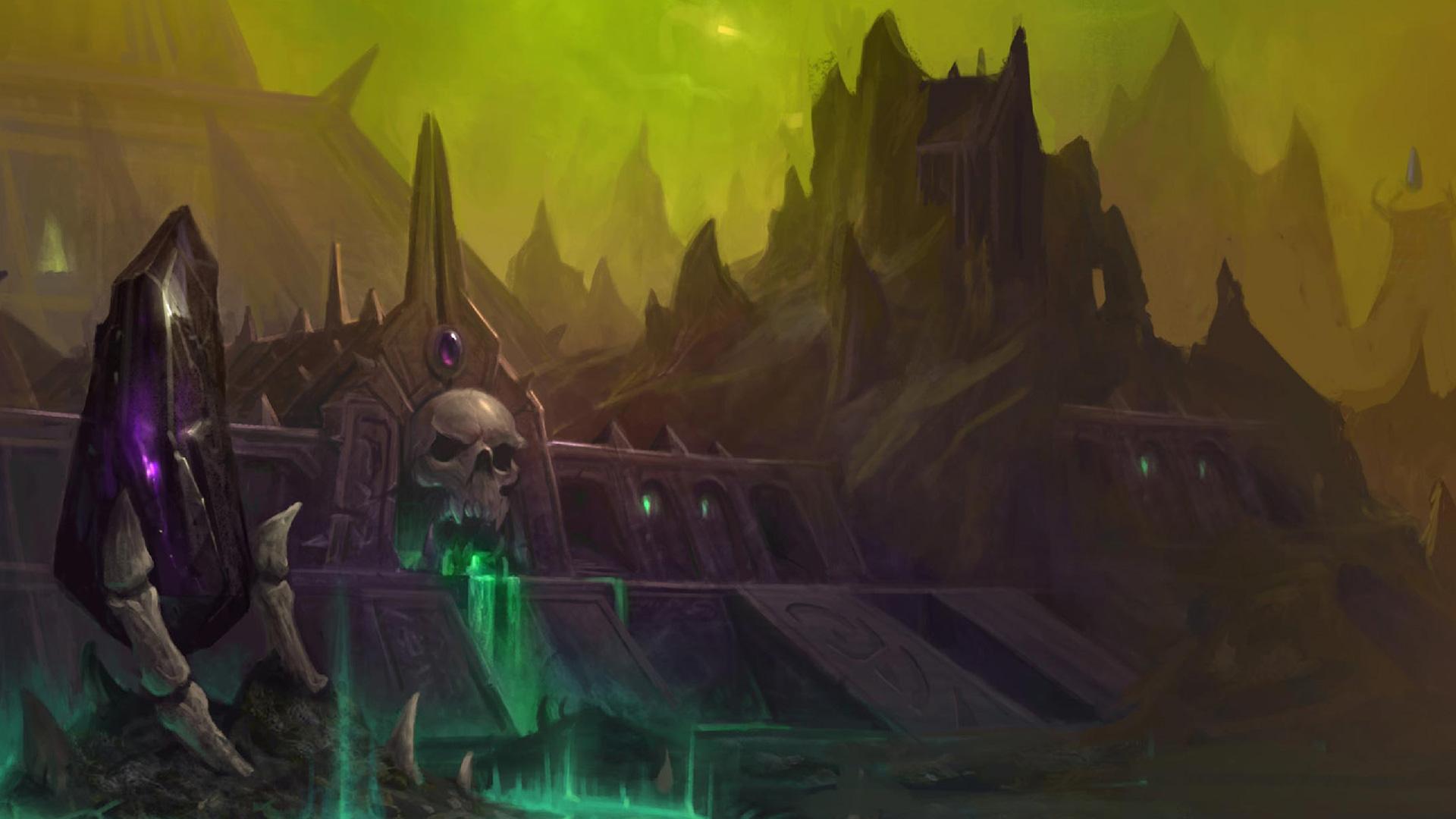 Calendrier de rotation des boss mondiaux de WoW Shadowlands