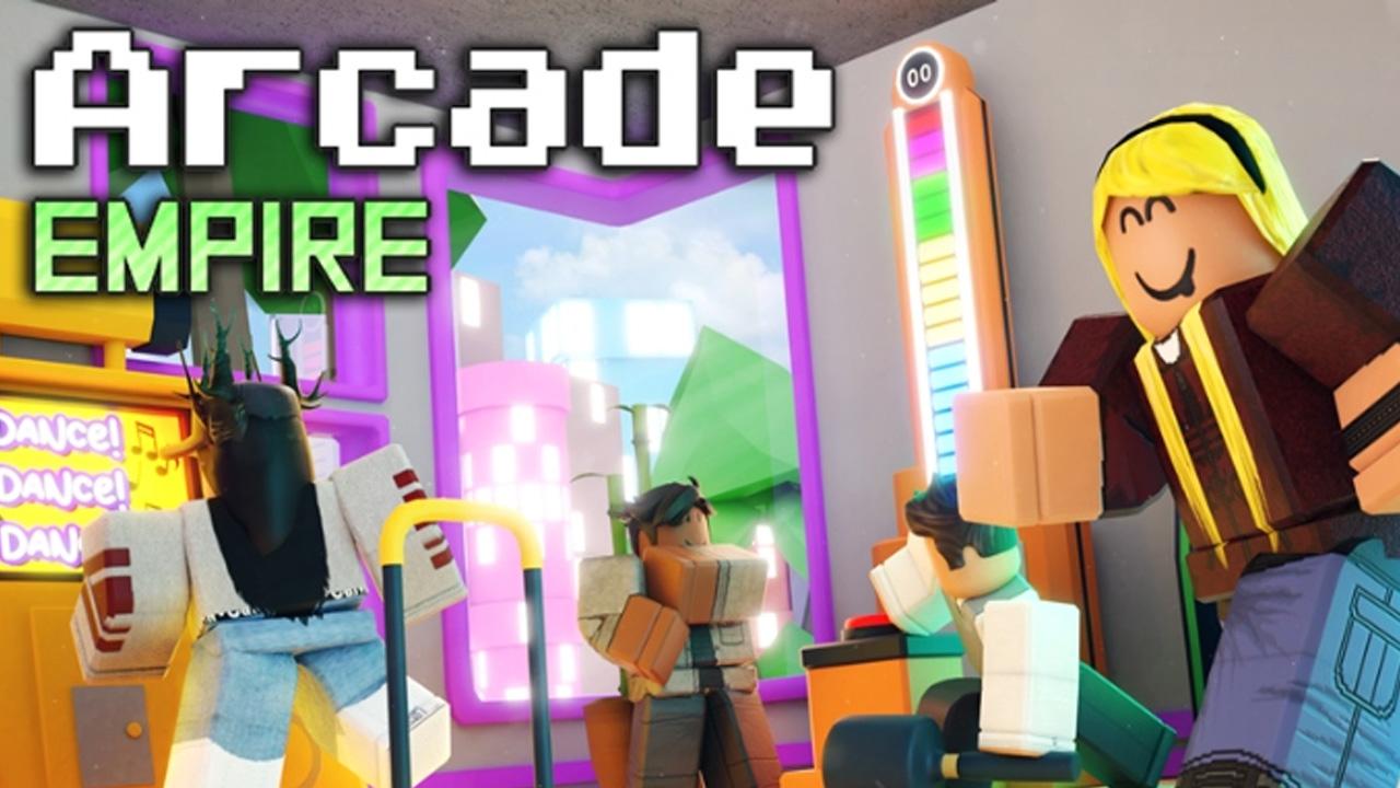 Codes de Roblox Arcade Empire