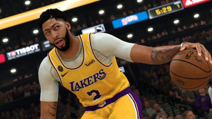NBA 2K21 Locker Codes for MyTeam (January 2021)