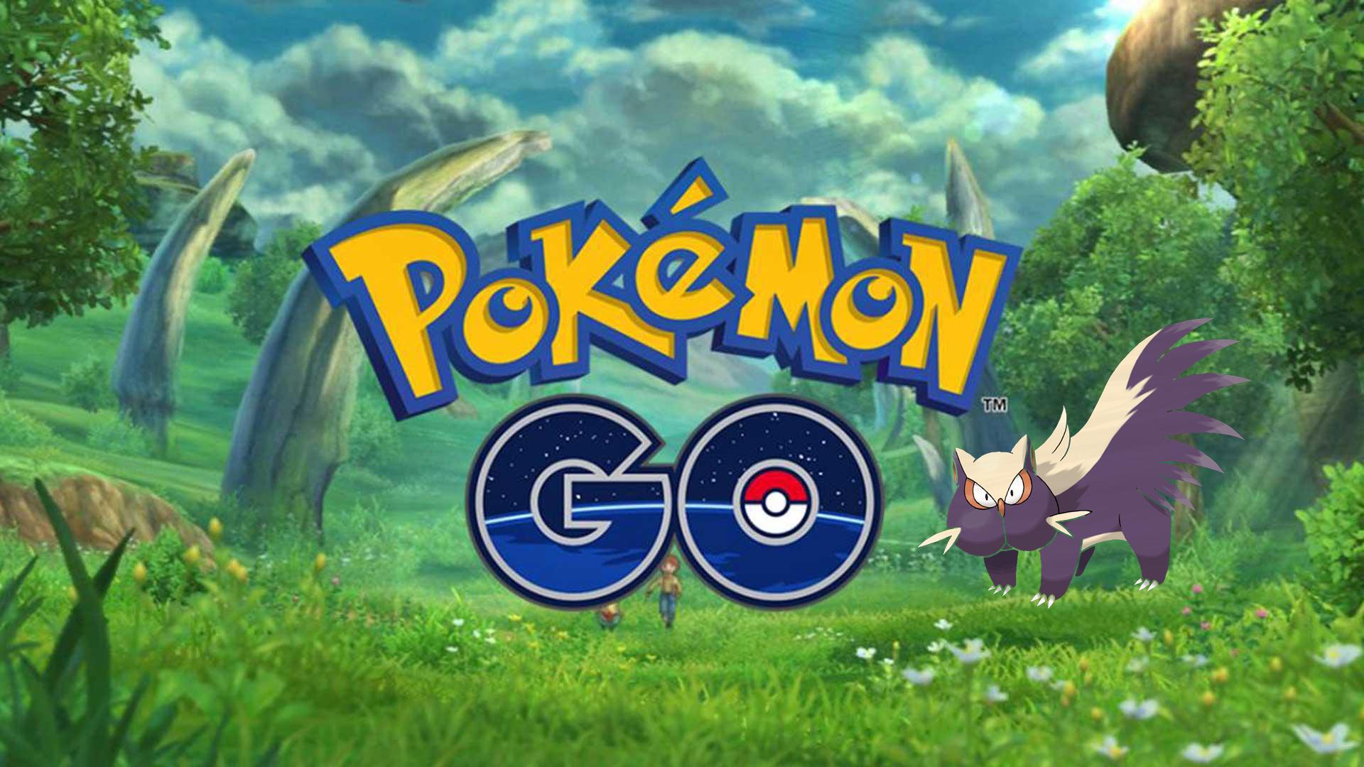 Comment attraper un Shadow Stunky dans Pokemon GO