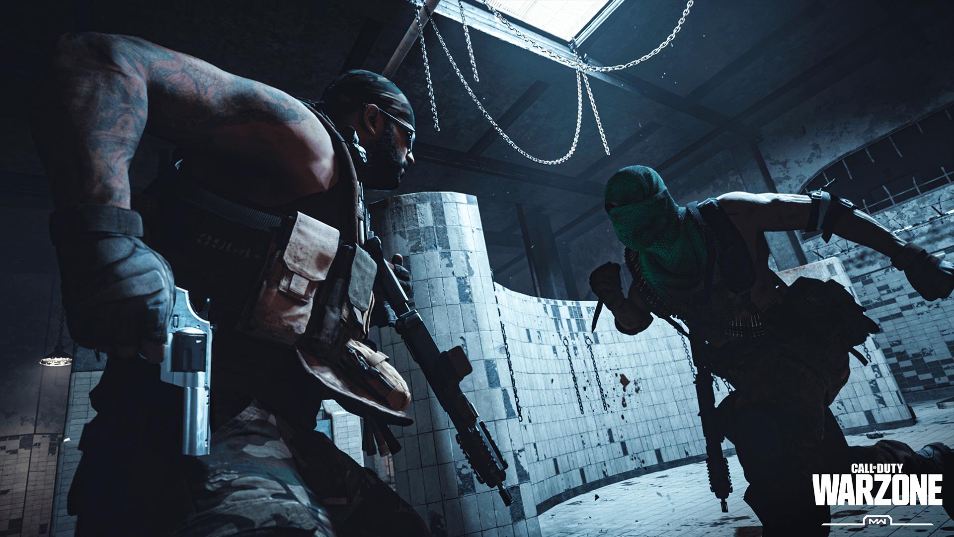 Comment courir plus vite dans Call of Duty Warzone